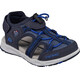Viking Footwear Thrill Sandals Kids Navy/Royal Blue